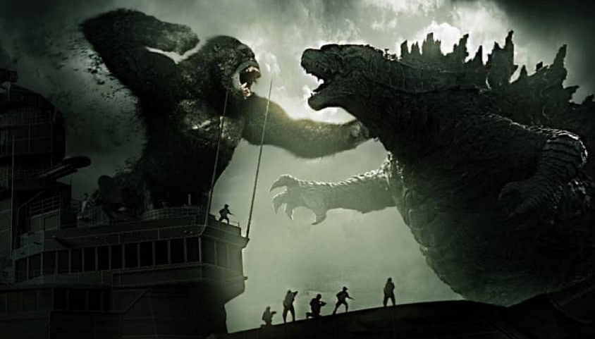 Another Huge Week of Godzilla vs. Kong (2021) News