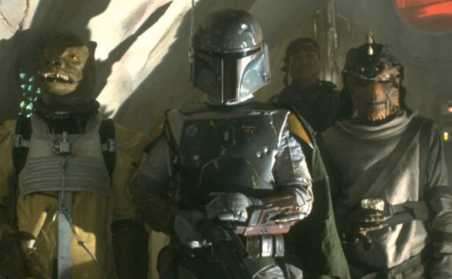 Boba Fett will reportedly make an appearance in The Mandalorian Season 2!