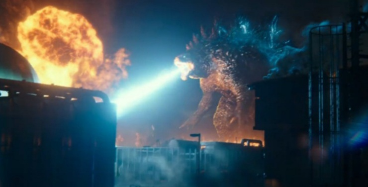 First Look at Mechagodzilla in Godzilla vs. Kong Revealed