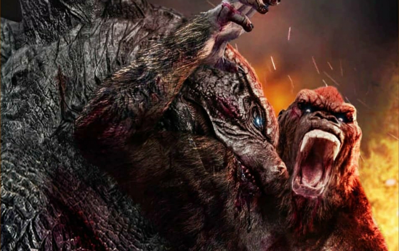 Godzilla vs. Kong (2021) teaser trailer reportedly set to debut in theaters July 17th!
