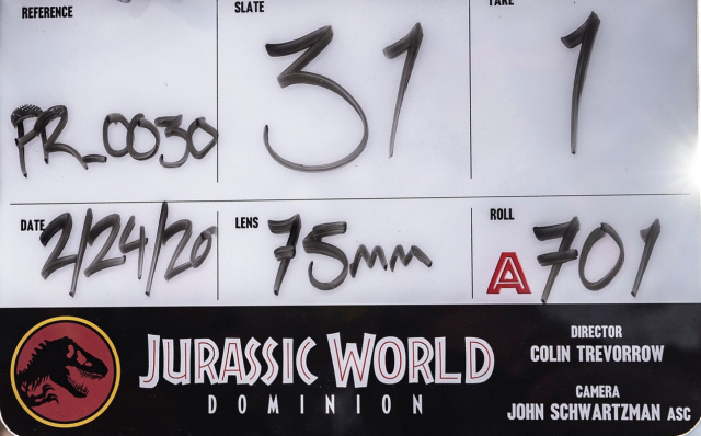 Jurassic World: Dominion is the official title for Jurassic World 3!