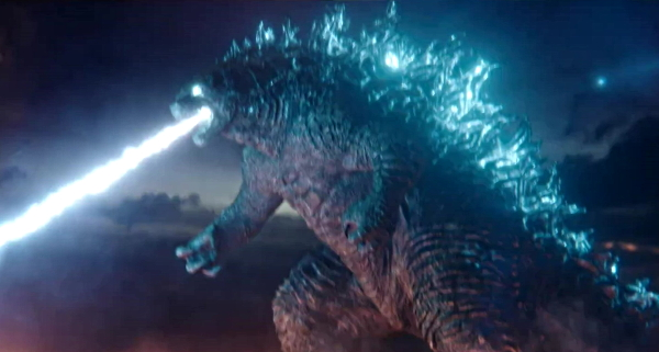 New Godzilla vs. Kong (2021) footage screenshots from Japanese Trailer!