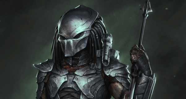 Predator: Hunting Grounds Female Predator concept art by Ivan Dedov!