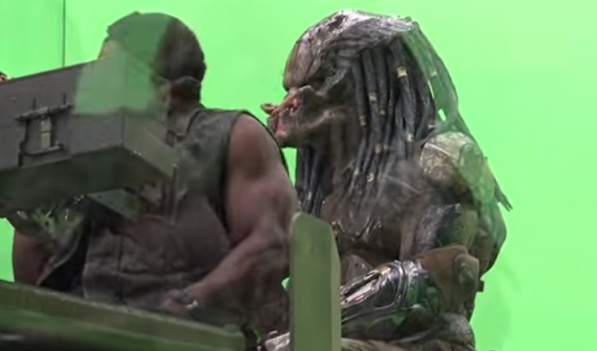 Studio ADI release Emissary Predator concept art and behind the scenes footage!