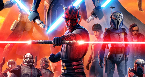 Watch the Star Wars: The Clone Wars final season trailer here!