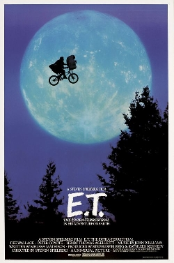 E.T. The Extra-Terrestrial movie