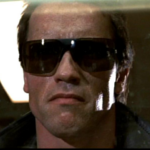 Terminator: Genesis 1984 Car Chase Caught On Camera!