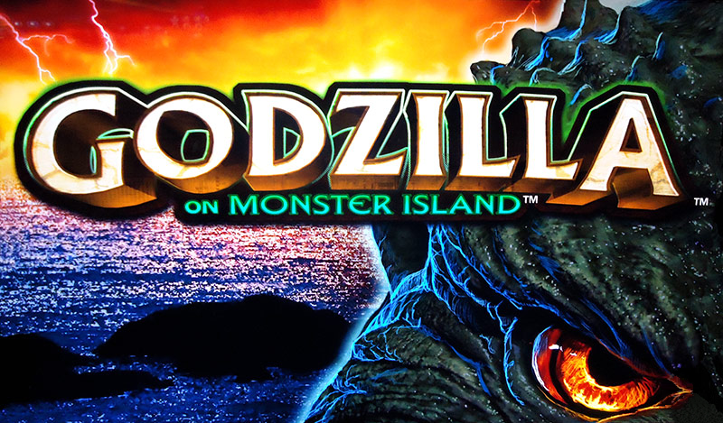 Godzilla on Monster Island - The Best Online Slots