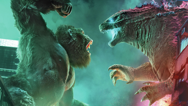 Godzilla vs. Kong 4K, Blu-ray Special Features, Release Date and Box Art!