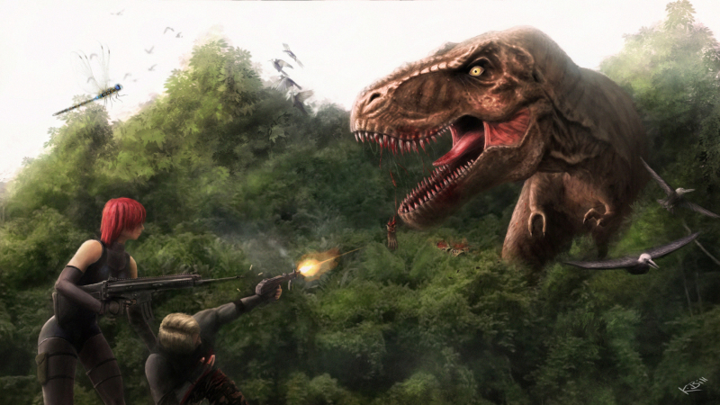 New leak suggests Dino Crisis remake could be announced soon!