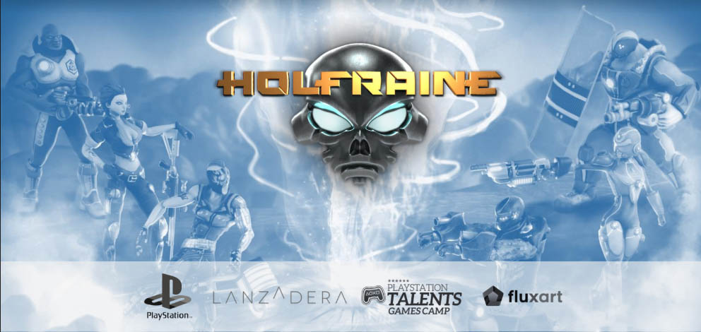 PS4 EXCLUSIVE HERO SHOOTER HOLFRAINE RELEASES DIGITALLY ON MARCH 3!