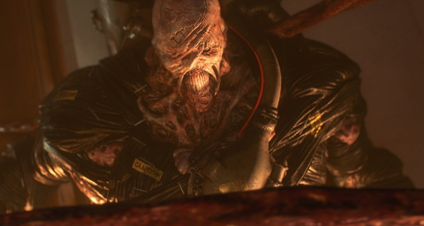 Resident Evil 3 Remake Nemesis Trailer and Screenshots!